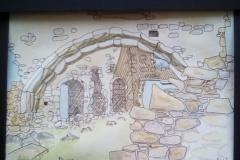 Grace Dieu Arch Ruins