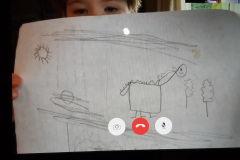 Dinosaur-by-Donal-aged-5