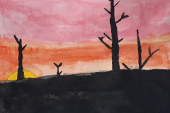 Sunset-by-Max-Baldwin-aged-9