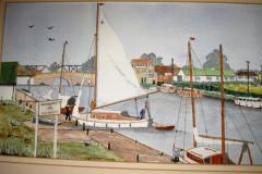 Potter-Heigham-Norfolk-by-Allan-Brown