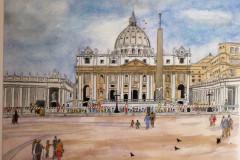 Vatican-city-Rome-by-Allan-Brown