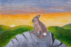 anthea-Bramley-rabbit-viewing-the-world
