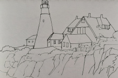 Lighthouse-by-Marie-MacAlalister