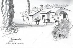 tuscan-villa-sketch