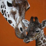 Pat Holland Giraffe
