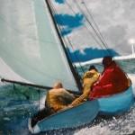 Pat Holland Boat