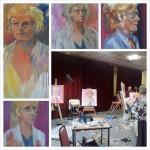 Charnwood portrait workshop