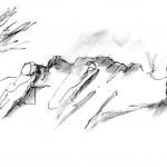 Peter Hollis warren hills sketch