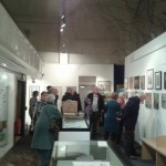 opening day for Charnwood Exposed Exhibition