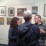 Charnwood Exposed private view