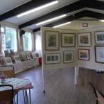 Charnwood Drawing and Painting Club Woodhouse Eaves 2015