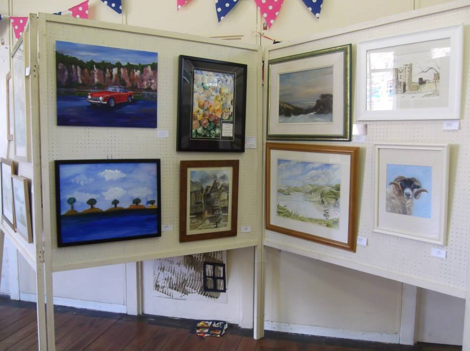 Charnwood Drawing and Painting Woodhouse Eaves Exhibition