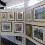 Woodhouse Eaves paintings