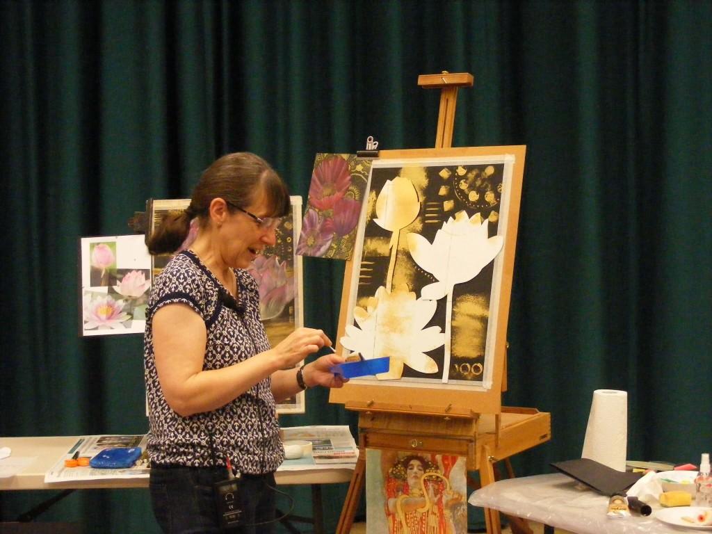 Sue Faulks demo October 2016 work in progress