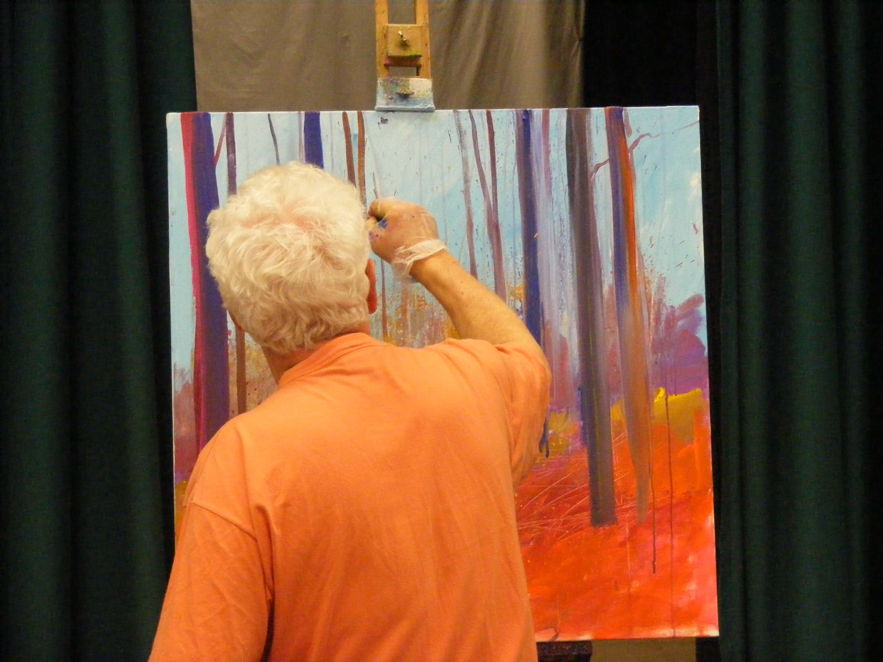 John Connoly painter