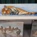 Angela Gaughan - Wildlife painter